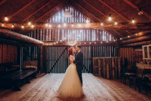 rustic wedding theme