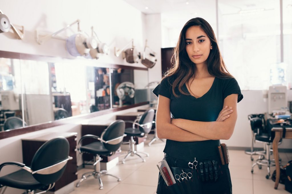 hair salon owner