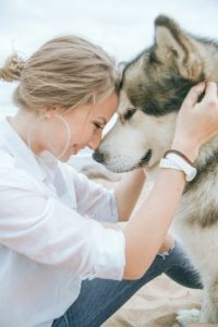 love for dog