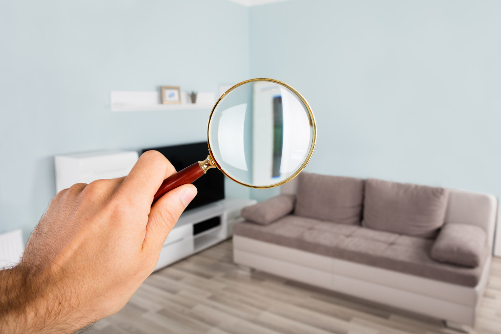 monthly home inspection